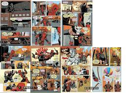 Deadpool Vs Crossbones