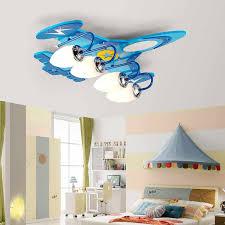 flugzeug decke licht für kinder zimmer kinder schlafzimmer