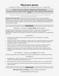 Bank Resume Samples Compatible Personal Banker Elegant Banking For Teller Sample Entire Portrayal