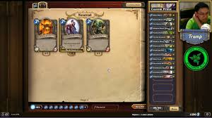 priest deck hearthstone s basic cards only mage and priest deck as seen on his