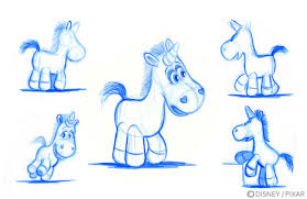 Toy Story Characters Drawing At GetDrawingscom Free For Personal