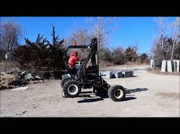 100 Tarantula Trucks Spyder 555KDC Forklift For Sale Sold At Auction March 13