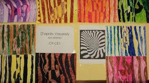 Coloriage Coloriage Vasarely