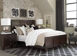 Redin Park Panel Bed by Bassett Furniture Contemporary Bedroom