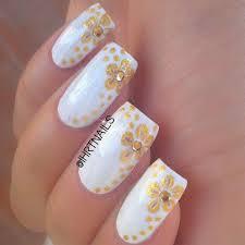 45 Gold Nails You Wish to Try nenuno creative