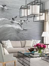 Our Alternative Photo Murals HGTV Dream Home 2016 Living Room Mural