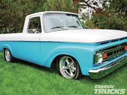 1961 Ford Unibody Side | Terrific Trucks | Pinterest | Ford Trucks ...