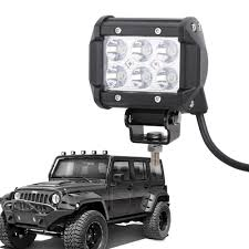 4inch 18W 36W 72W CREE Chips LED Offroad Driving Work Spot Light ... 2017 Ford Raptor Race Truck Front Bumper Light Bar Mount Kit Amazoncom Nilight Led Light Bar 2pcs 36w 65inch Flood Off 18w 6000k Led Work Driving Lamp Fog Road Suv Car Custom Offsets 20 Offroad Bars And Some Hids Shedding 50 Inch 250w Spotflood Combo 21400 Lumens Cree White With Better Automotive Lighting Blog Lightbar Install On The Old Truck Youtube Trucks Buggies Winches 2013 Sema Week Ep 3 30in Single Row Hidden Grille Kit For 1116 Nighteye 4d 30w Cree Indicators 1016 23500 40 Rigid Rds Bumper Brackets Lazer St4 200mm House Of Urban By