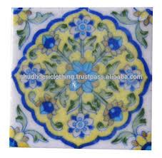 Luxury Kitchen Decor Tiles Jaipur Blue Pottery Tiles