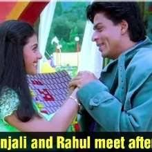 anjali rahul meet sad ringtone from kuch kuch