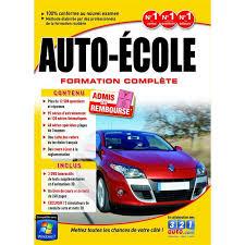 bureau des autos auto ecole formation complete 2011 logiciel pc d prix pas cher
