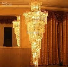 nimi32 modern stair lights k9 chandelier light