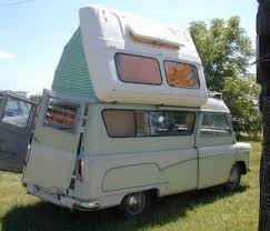 Is This An Old Bedford Van Turned Into A Camper