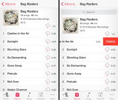 How to Delete Music & Albums from iPhone