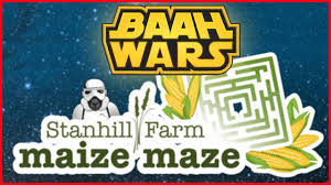 Lathrop Pumpkin Patch Maze by Stanhill Farm Maize Maze And Fruit Picking 2017 Funtimefamily