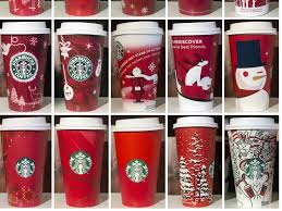 Starbucks Launch New Christmas Cups After Same Sex Design