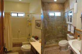 Cute Bathroom Remodels Before And After With Medicine Cabinet Toilet Seat Also Bathrooom Curtains Shower Mirror