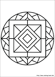 Coloring Pages Pokemon Xyz Wonderful Simple Mandalas To Print And Color With