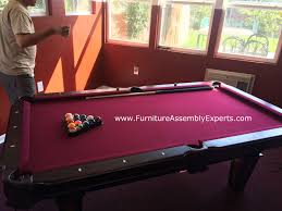 Whalen Computer Desk At Sams Club by Pool Table Assembly And Installation Service In Dc Md Va