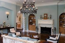 interior design blue living room ideas with wooden flooring