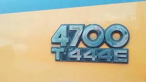 Mid '90s To Early '00s International 4700 T444E (7.3L Powerstroke V8 ... Ih Intertional Truck Blem S180 Scout Triple Diamond Blem On A 1949 Intertional Kb5 Truck In Manor Car Emblems For Sale Auto Logo Online Brands Prices Reviews City Chrome Parts Gauge Emblem Engine Oil 1948 Harvester Ihc Kb2 34 Ton Panel Amazoncom 1 New Custom 0507 F250 F350 F450 F550 60l Power K Kb Series Triple Diamond 1956 R1856 Fire Old East Coast Trucks Inc Youtube 2 Chrome Ford 73l Powerstroke Product Information Commercial Equipment Services Dallas Texas