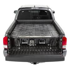 DECKED Truck Bed Cargo Drawers for Chevrolet Colorado Rack