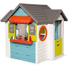 smoby 3032168102002 friends house spielhaus mit küche