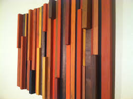 Impressive Wood Recycled Wall Art Musical By Terramaeandco And Orange Vertical Also