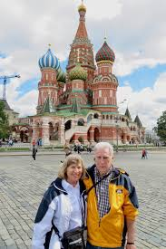 Bring it on home Russia Travel