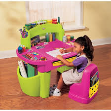 amazon com little tikes pink design master studio desk baby