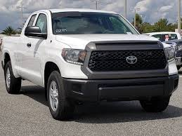 100 Toyota Tundra Trucks For Sale New 2019 SR Double Cab In Orlando 9820003 Of