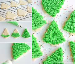 I LOVE The Fir Tree Texture Follow This Easy Piping Method And Then Decorate Them