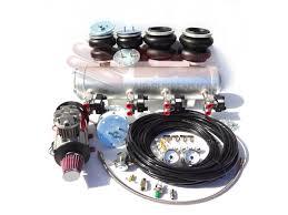 100 Air Ride Suspension Kits For Trucks Big Baller S1 Complete Kit Boss Shop