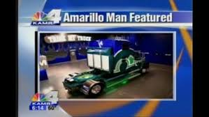 100 Game Truck Amarillo Man On Trick My