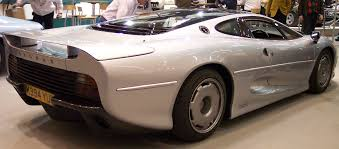 The XJR 15 and XJ220 When Jaguar Tried to Be Cool and Failed