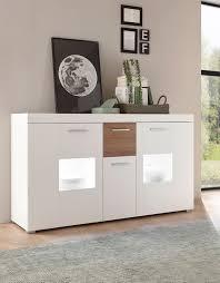 sideboard menorca weiß wildeiche dunkel kommode anrichte wohnzimmer