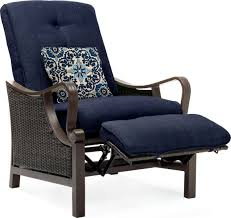 Hanover Ventura Luxury Resin Wicker Outdoor Recliner Chair Resin ... Hampton Bay Spring Haven Brown Allweather Wicker Outdoor Patio Noble House Amaya Dark Swivel Lounge Chair With Outsunny Rattan Rocking Recliner Tortuga Portside Plantation Wickercom Wilson Fisher Resin Recling Ideas Fniture Unique Clearance 1103design Chairs S Rocker High Indoor Lounger Alcott Hill Yara Cushions In 2019 Longboat Key At Home Buy Cheap Online Sale Aus