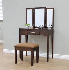 Vanity Table With Lighted Mirror Amazon by Amazon Com Frenchi Home Furnishing 2 Piece Home Furnishing Stool