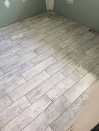 Snapstone Tile Home Depot by Marazzi Montagna Dapple Gray 6 In X 24 In Porcelain Floor And