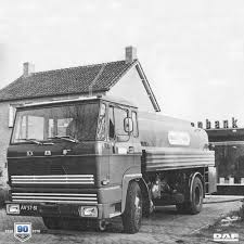 What Is The Oldest DAF Truck Still In Operation? | News | Lancashire DAF