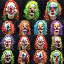 Payday 2 Halloween Masks Disappear by Full Face Party Masquerade Costume Masks Latex Funny Clown Mask