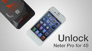 Neter Pro Sim How to unlock CDMA Sprint iPhone 4S