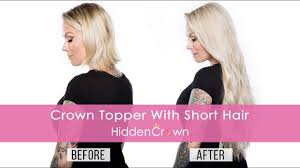 Crown Topper With Short Hair - Hidden Crown Hidden Crown Hair Extension Reviewpros Cons Final Recommendations Exteions Clip Ins Toppers Beauty Tagged Hidden Crown Hair Exteions 36buckscom Kym Loves Posts Facebook Lauren Ashtyn Topper Review Coupon Code Allisons Journey Home Does It Work Hidden Crown Hair Exteions Promo Code Print Sale