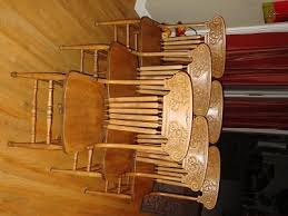 Awesome Antique Wooden Kitchen Chairs Kitchen Chairs About