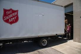 100 Salvation Army Truck Prepares To Relocate Thrift Store Nonprofits