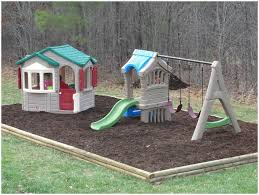 Backyards : Bright Backyard Playground Ideas With Small Cream Wood ... Landscaping Ideas Kid Friendly Backyard Pdf And Playgrounds Playground Accsories A Sets For Amazoncom Metal Swing Set Swingset Outdoor Play Slide For Children Round Yard Kids Free Images Grass Lawn Summer Young Park Backyard Playing Home Decor Design Steel Discovery Prairie Ridge All Cedar Wood With Patio Area And Stock Photo Refreshing Your Kids Carehomedecor Fun Ways To Transform Your Into A Cool Weston Walmartcom Backyards Bright Small Cream