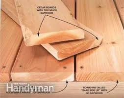 Wood Decking Boards by How To Buy Deck Lumber Family Handyman
