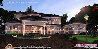 6000 Square by New Modern Luxury Villa Kerala Home Design And Floor Plans