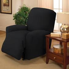Slipcovers For Sofas Walmart by Furniture Black Leather Walmart Recliner For Elegant Interior