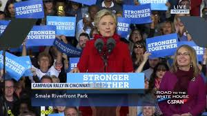 Wilton Manors Halloween by Hillary Clinton Campaigns Kent Ohio Oct 31 2016 C Span Org